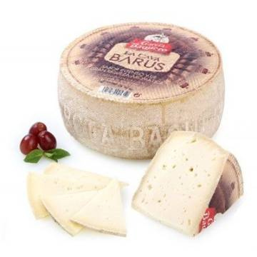 QUARTER LA CAVA BARUS CURED CHEESE APPROX. 550KG GARCIA BAQUERO