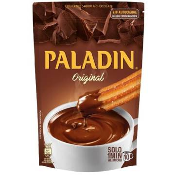 HOT CHOCOLATE BAG 340G PALADÍN