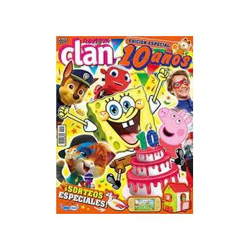 REVISTA CLAN TV