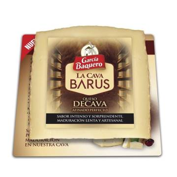 CURED CHEESE LA CAVA BARUS 250G GARCIA BAQUERO