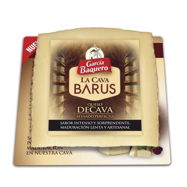 """DECAVA CHEESE - LA CAVA ARTES - """"GARCIA BAQUERO"""""""