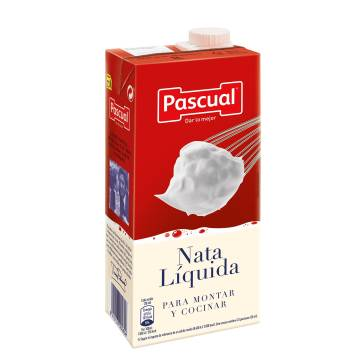 "WHIPPING CREAM 1L ""PASCUAL"""