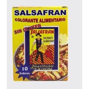 COLORANTE ALIMENTARIO SOBRES SALSAFRAN