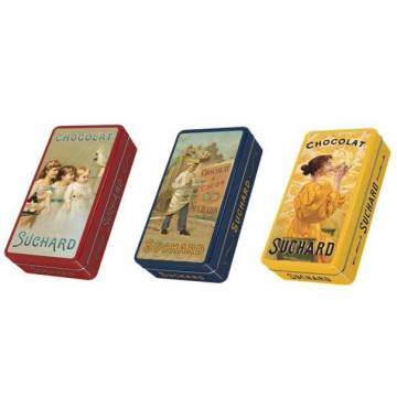 CRUNCHY CHOCOLATE NOUGAT TIN 2x260G SUCHARD