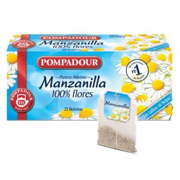 SPANISH CAMOMILE INFUSION by pompadour