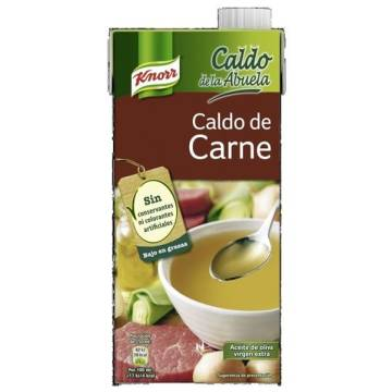 MEAT BROTH 1L KNORR