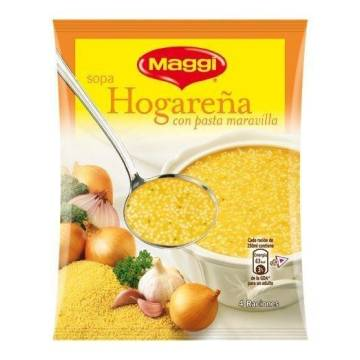 HOMESTYLE SOUP WITH SMALL PASTA BALLS MAGGI