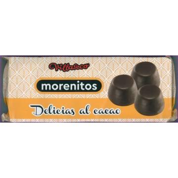 """COCOA BUTTER MORENITOS """"VILLASECO"""" (200 G)"""