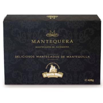 DELICIOSOS MANTECADOS DE MANTEQUILLA