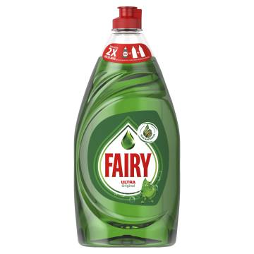 LAVAVAJILLAS ORIGINAL FAIRY (1190ml)
