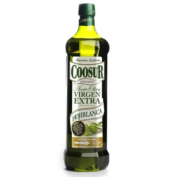 Extra natives Olivenöl Hojiblanca COOSUR 1l.