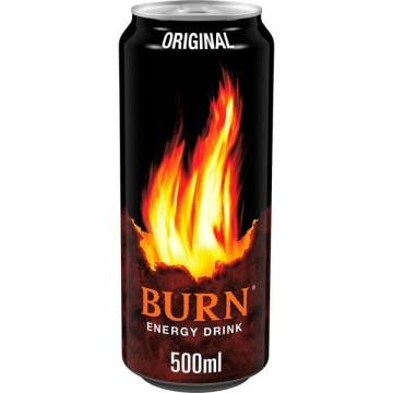 BURN ENERGY DRINK ORIGINAL 500ML