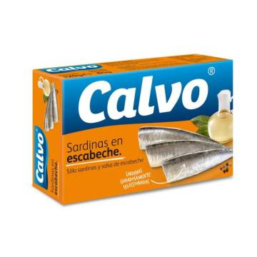 "SARDINES IN PICKLED SAUCE ""CALVO"""