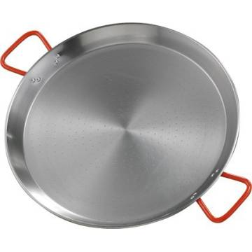 38 cms Traditional paella pan