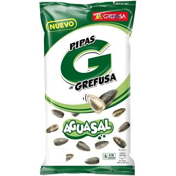 PIPAS G AGUASAL 165G GREFUSA