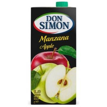 ZUMO DE MANZANA 1L DON SIMON