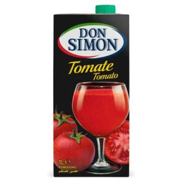 "TOMATO JUICE  1L ""DON SIMON"""