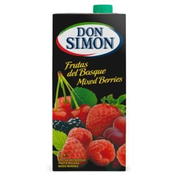 "RED FRUITS JUICE  1L ""DON SIMON"""