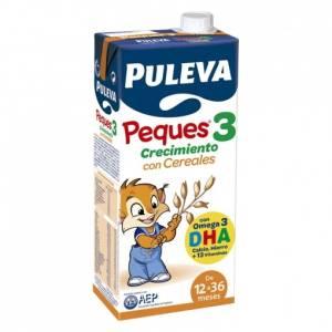 PULEVA PEQUES 3 CRECIMIENTO CON CEREALES