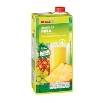 "PINEAPPLE JUICE  1L ""SPAR"""