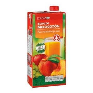 "PEACH JUICE  1L ""SPAR"""