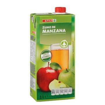 "APPLE JUICE  1L ""SPAR"""