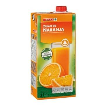 ORANGE JUICE 1L SPAR