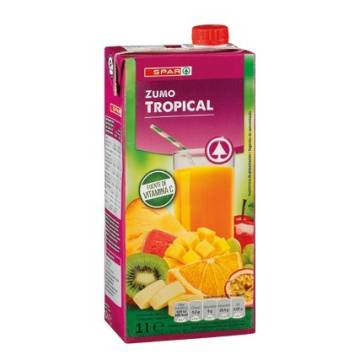 "TROPICAL JUICE 1L ""SPAR"""