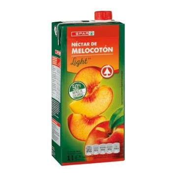 PEACH NECTAR LIGHT 1L SPAR