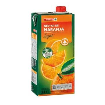 ORANGE NECTAR LIGHT 1L SPAR