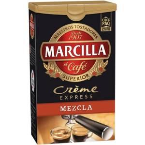 GEMAHLENER BLEND-KAFFEE CRÈME ESPRESSO 250G MARCILLA