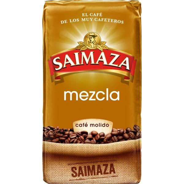 CAFÉ MOULU MÉLANGE 250G SAIMAZA
