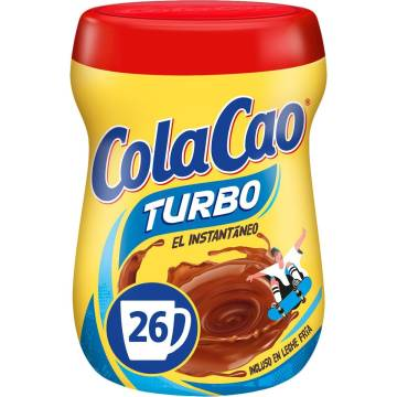 COLACAO TURBO POT 375G