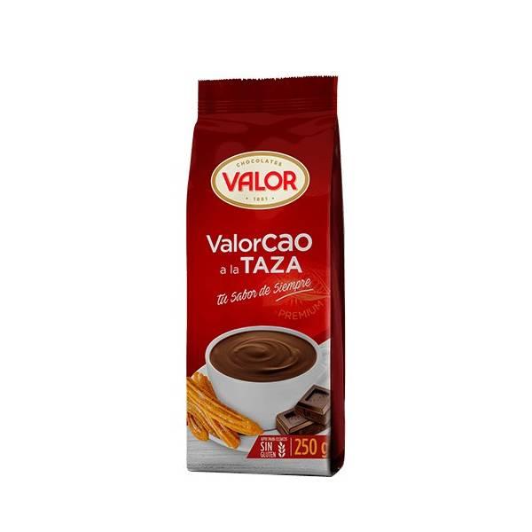 VALORCAO A LA TAZA BOLSA 250G VALOR