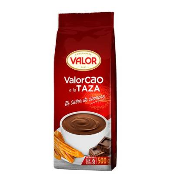 VALORCAO À LA TASSE SAC 500G VALOR