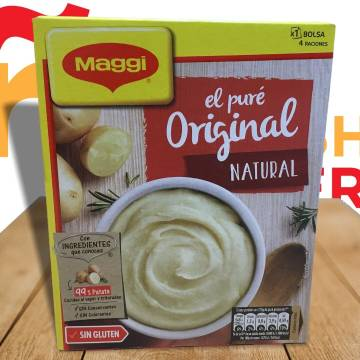 NATURAL MASHED POTATOES 115G MAGGI