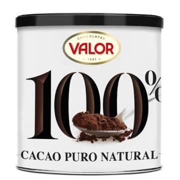 CACAO PUR SOLUBLE NATUREL 100% BOÎTE VALOR