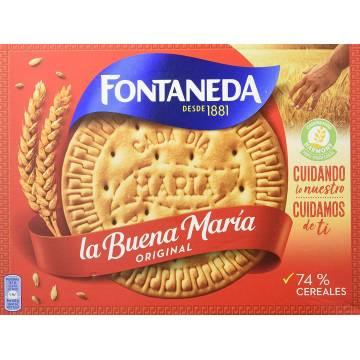 """SPANISCHE KEKSE LA BUENA MARÍA """"FONTANEDA"""" (800 G)"""