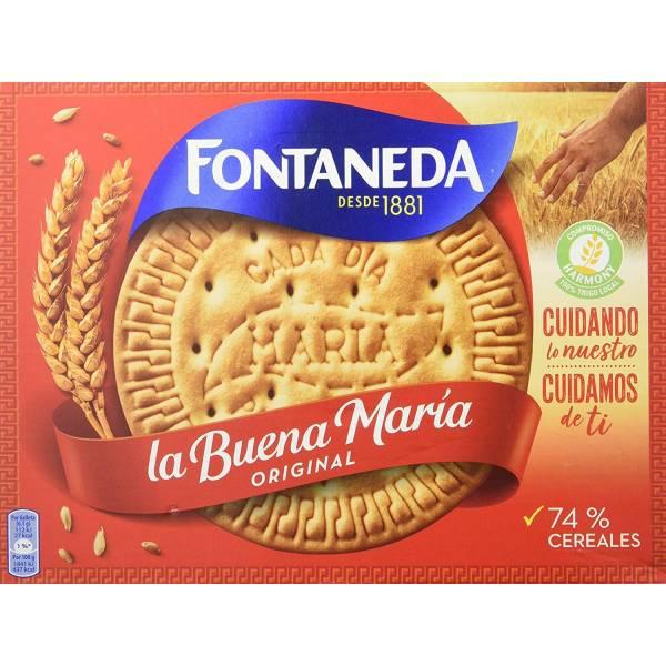 """SPANISCHE KEKSE LA BUENA MARÍA """"FONTANEDA"""" 800 G"""