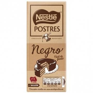 CHOCOLAT NOIR POUR PÂTISSERIE 250G NESTLÉ