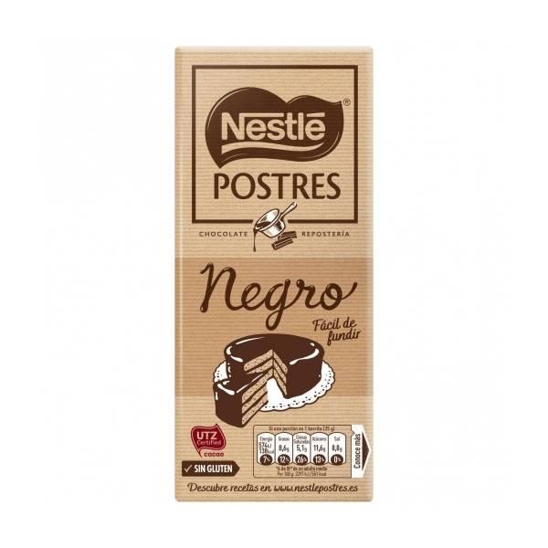CHOCOLATE NEGRO PARA REPOSTERIA 250G NESTLÉ