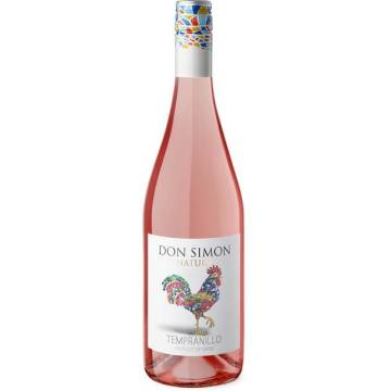 VINO ROSADO TEMPRANILLO 75 CL DON SIMON
