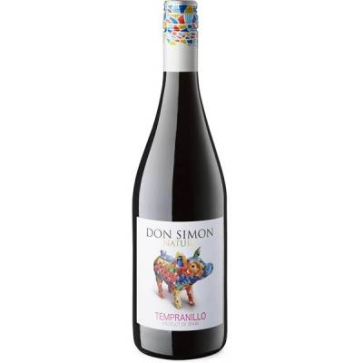VINO TINTO TEMPRANILLO 75CL DON SIMON
