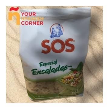 Riz spécial pour salades SOS 500g.