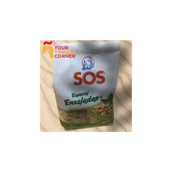 ARROZ ESPECIAL ENSALADAS 500 GR SOS