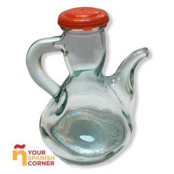 Kristall Olivenölkännchen 1/4 l