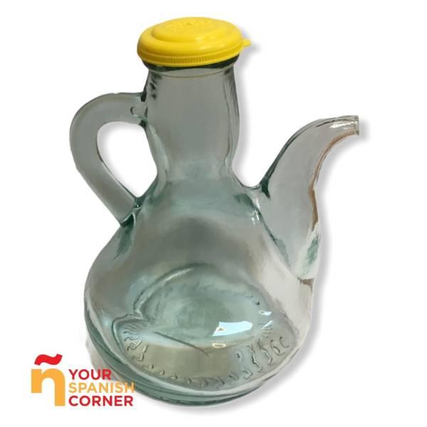 Kristall Olivenölkännchen 500 ml