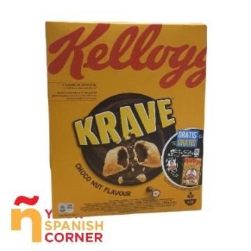 Céréales Krave Kellogg's 375g.