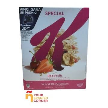Special K Red Fruits 300 g Kelloggs