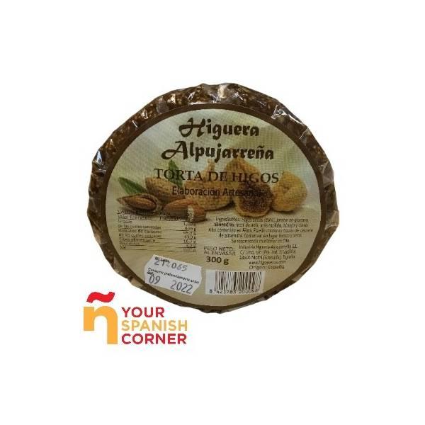 Feigenkuchen Higuera Alpujarreña  300g.